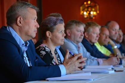 Riggforhandlingene er i gang hos Norges Rederiforbund