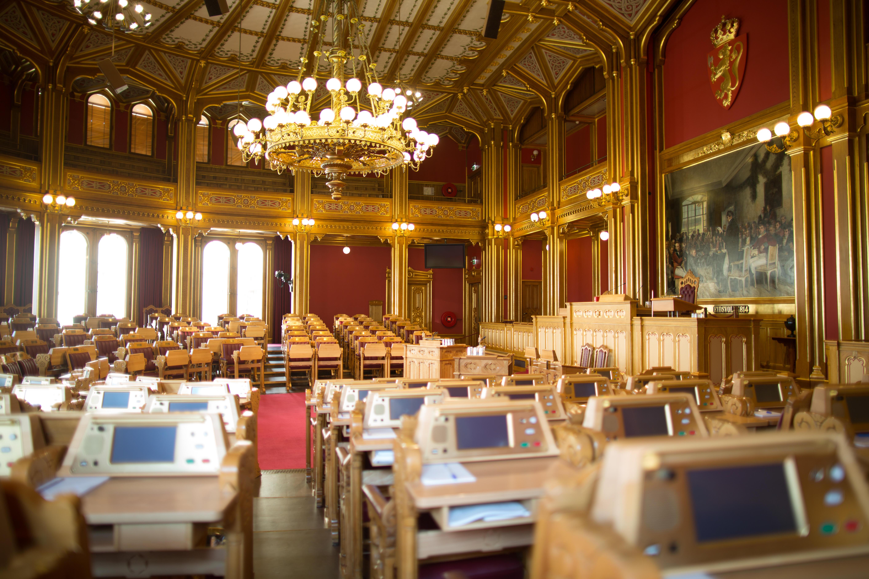 Foto: Stortinget