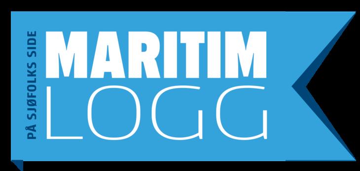 Logoen til Maritim Logg.