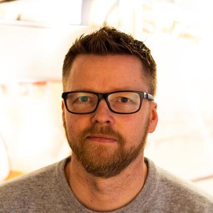 Lasse Westby, leder av forhandlingsutvalget