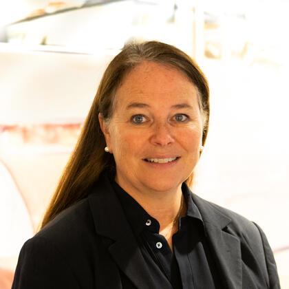 Dnmfs administrerende direktør Hege-Merethe Bengtsson. Foto Vigdis Askjem