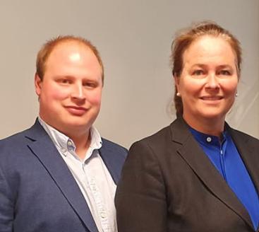 Anders Gjestad og Hege-Merethe Bengtsson
