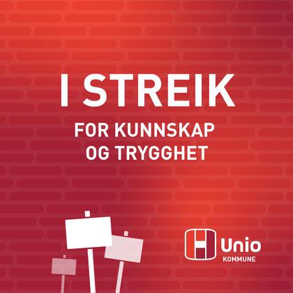 Unio i streik