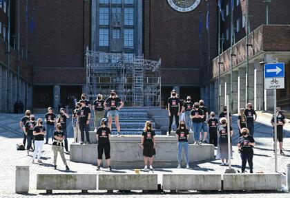 Unio Oslo kommune streik 2021